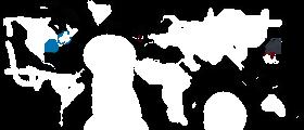 TechnoPlus World Map